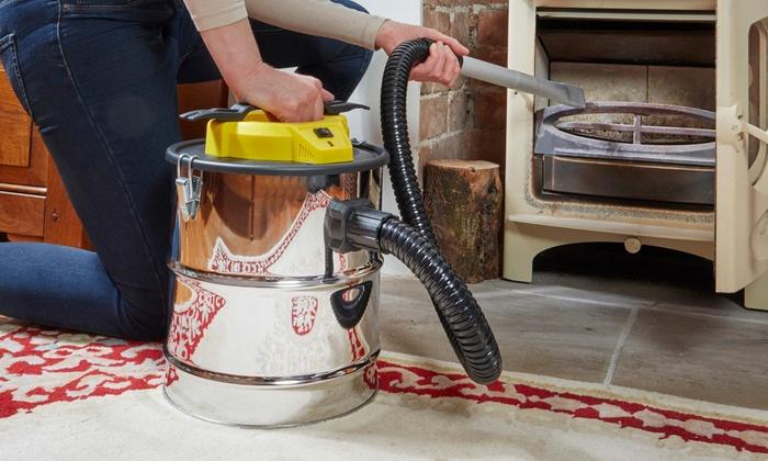 Maxi Vac 15L 800W Ash Vacuum Cleaner