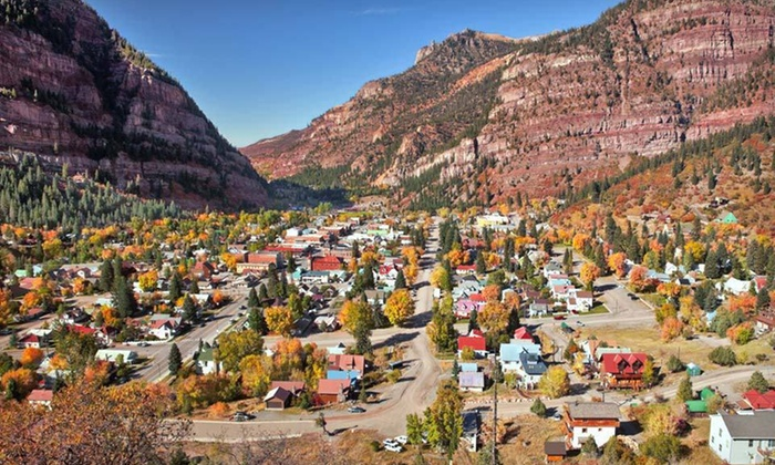 Ouray Mountain Vacations - Ouray, CO: One- or Two-Night Stay at Ouray Mountain Vacations in Ouray, CO