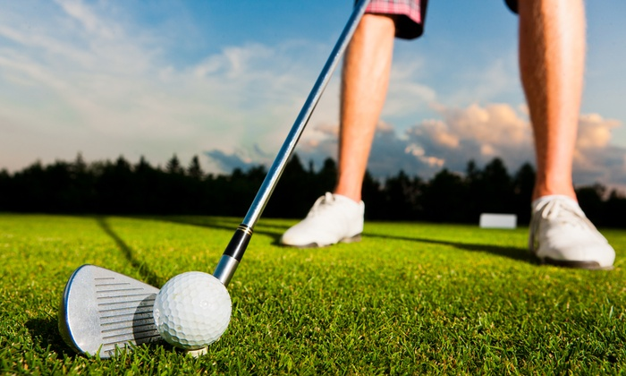 Natomas Golf Center - Sacramento: One, Two, or Three 60-Minute Private Golf Lessons for Up to Two at Natomas Golf Center (Up to 61% Off)