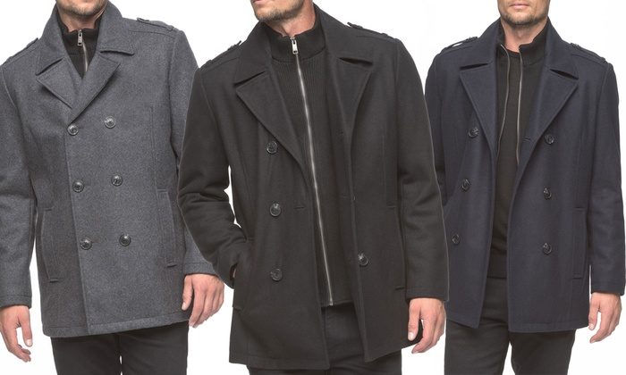 Marc New York Men's Wool Jackets  (Sizes S & M)
