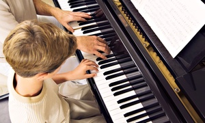 Three Private 30-minute Lessons At Columbia Academy Of Music (up To 47% Off)