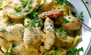 $49 for an Italian Dinner for Two at Raffaello Ristorante (Up to $85 Value). Groupon Reservation Required.