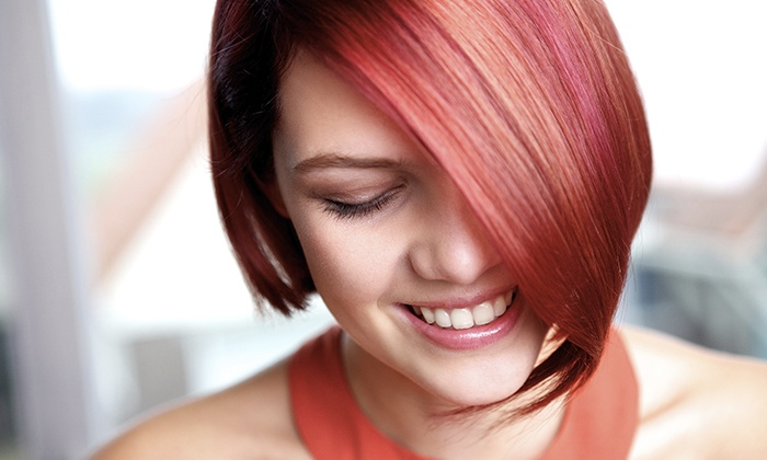 Art and Soul Salon - Terrace Heights: Haircut and Conditioning with Partial Highlights or Single-Process Colour at Art and Soul Salon (Up to 65% Off)