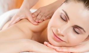 dea estetica e relax: 3 massaggi da un'ora a scelta