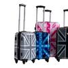 Union Jack 3-Piece Hard-Sided Luggage Set
