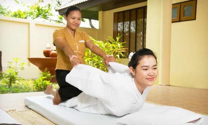 Thai Yoga Massage - Fairfax: $59 for a 60-Minute Thai Yoga Massage or a 60-Minute Hand and Foot Reflexology at Thai Yoga Massage (Up to $120 Value)