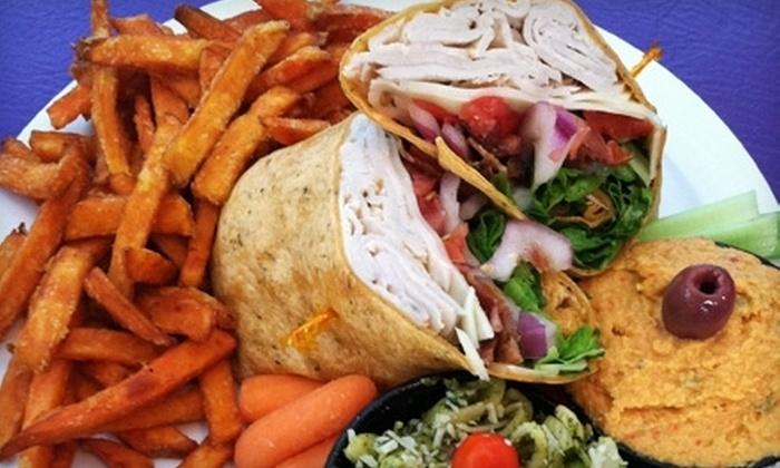 Blue Sky Café - Fletcher: $8 for $16 Worth of Sandwiches, Salads, and Brunch at Blue Sky Café