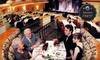 Stage West - Dixie: $189 for an Overnight Stay, Dinner, and Dinner-Theatre Performance for Two at Stage West ($269.99 Value)