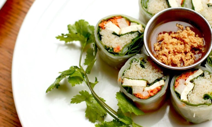 Cafetasia - Greenwich Village: $17 for $35 Worth of Pan-Asian Cuisine at Cafetasia