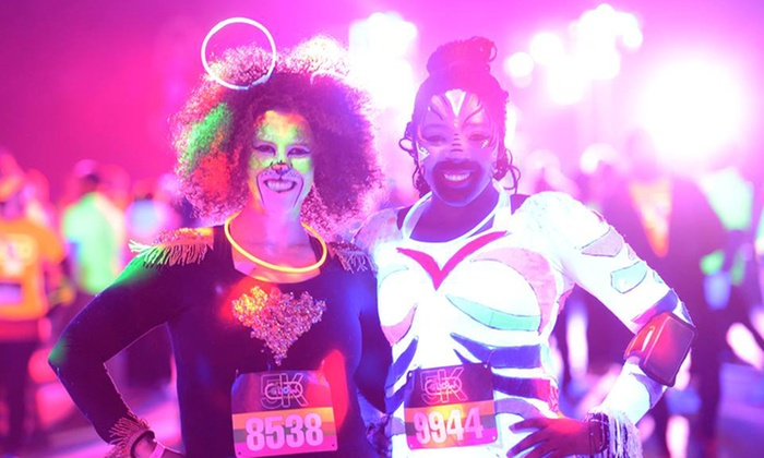 It's Glow Time 5K - Grand Rapids: Race Registration for One or Two at It's Glow Time 5K on Saturday, September 13 (Up to 39% Off)
