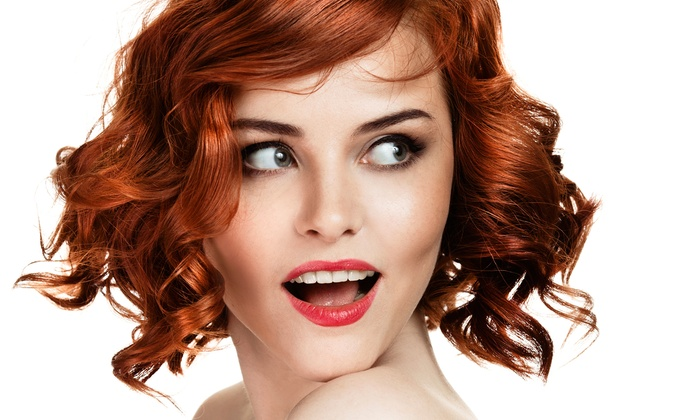 The Hair Studio - Des Plaines: Women's Haircut Packages at The Hair Studio (Up to 54% Off). Three Options Available.