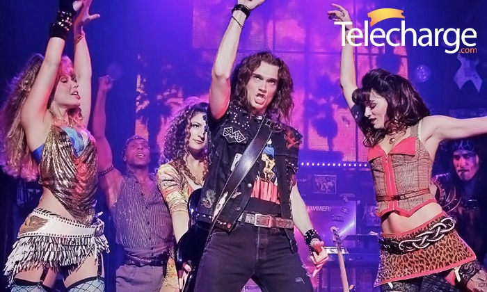 """Rock of Ages"" - Helen Hayes Theatre: ""Rock of Ages"" at Helen Hayes Theatre on March 16–May 4 (Up to 43% Off)"