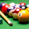 Snooker or Pool Game with Meal