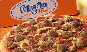 $11 for $20 Worth of Pizza, Wings, Subs, and Italian Food at Cottage Inn Pizza