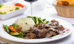 Restaurant Anemos: Griechisches Mittagsmenü inkl. Espresso für Zwei oder Vier im Restaurant Anemos ab 14,90 € (bis zu 60% sparen*)