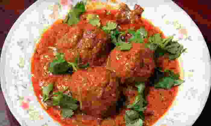 Anarkalee Restaurant - Pleasanton: $12 for an Indian-Pakistani Dinner with Drinks for Two at Anarkalee Restaurant in Pleasanton (Up to $24.90 Value)
