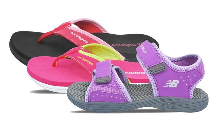 groupon new balance sandals