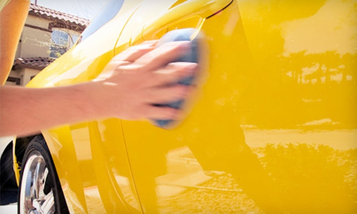 JT's Auto Technologies - Rosedale Industrial: Premium Wax or Paint Sealant with Exterior Wash at JT's Auto Technologies (Up to 78% Off)