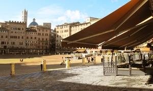 Il Bandierino: Menu con pizza o tagliata al Bandierino in Piazza del Campo a Siena da 19,90 € (sconto fino a 69%)