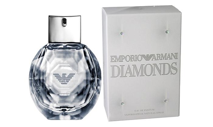 Emporio Armani Diamonds 100ml Groupon