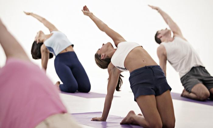 Breathe, The Art of Yoga - Bolingbrook: $39 for 10 Yoga Classes at Breathe, The Art of Yoga ($120 Value)