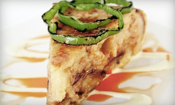 Estragon - South End: Five or Ten Tapas at Estragon (Up to 59% Off)