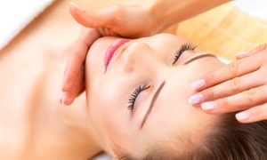 Vinni's Salon and Spa: Eyebrow Threading with Microdermabrasion, Facial, or Peel at Vinni's Salon & Spa (Up to 51% Off)