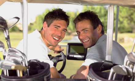 Round of Golf with Cart Rental and Range Balls During the Weekend or Weekday (Up to 44% Off)