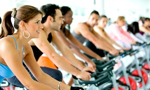 TeamWorks Gym / The Chanel: Up to 10 Gym Classes for One or 12-Month Gym Membership for Two at TeamWorks Gym (Up to 68% Off)
