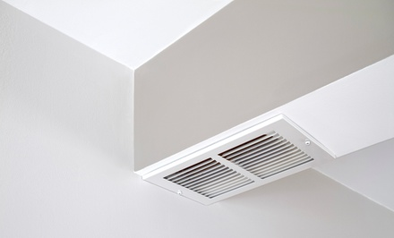 $99 for Air-Duct Cleaning with Dryer-Vent Cleaning and HVAC Inspection from National Duct Doctors ($329 Value)
