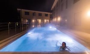 Spa Roero Relax Resort: Ingresso Spa con light dinner e calice di vino per una o 2 persone alla Spa Roero Relax Resort (sconto fino a 50%)