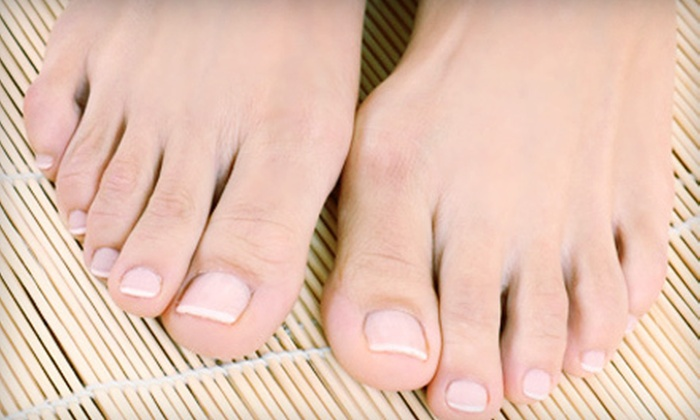 Foot & Ankle Wellness Center - Delaware: Laser Fungus-Removal Treatments for Up to 5 or 10 Toenails at Foot & Ankle Wellness Center in Delaware (Up to 79% Off)