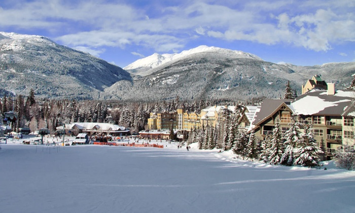 Whistler Cascade Lodge Hotel - Vancouver: Stay at Whistler Cascade Lodge Hotel in Whistler, BC