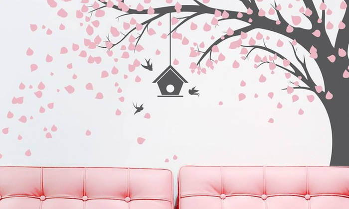 Wallums Wall Decals: $25 for $50 Worth of Wall Decals at Wallums Wall Decals