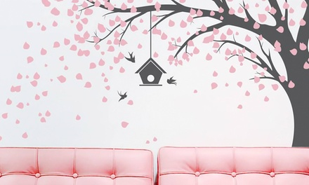 $25 for $50 Worth of Wall Decals at Wallums Wall Decals