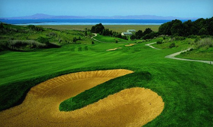 Mare Island Golf Club - Vallejo: $59 for an 18-Hole Round of Golf for Two with Cart Rental and Range Balls at Mare Island Golf Club (Up to $120 Value)