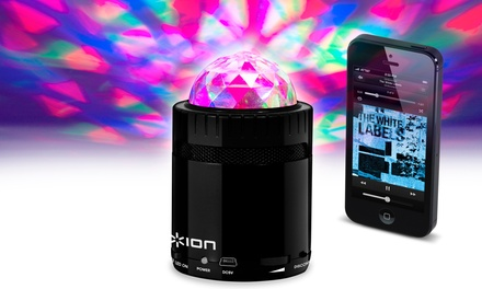 iON Party Starter Wireless Speaker with Synchronized Party Lights