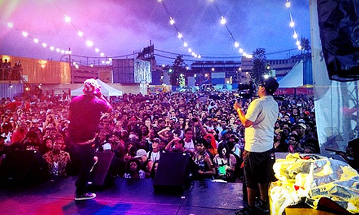 Trillectro Music Festival - RFK Stadium Lot 8: Trillectro Music Festival at DC Fairgrounds on Saturday, August 17, at Noon (Up to 51% Off)