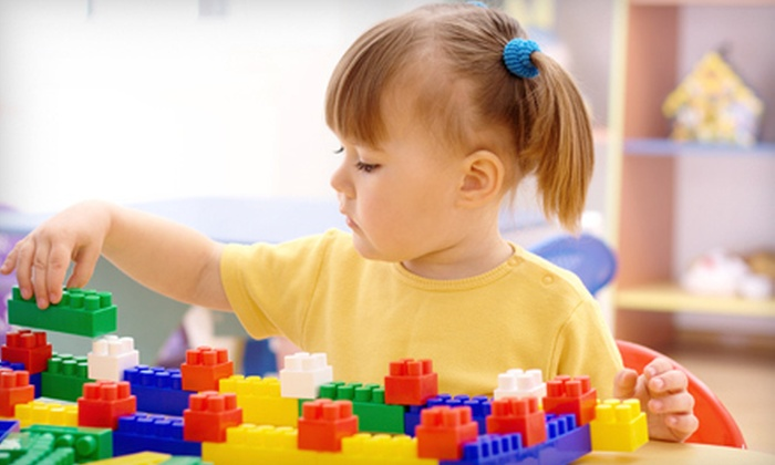 PlayDates Child Care Center - Cal Young: 6 Hours of Childcare During a Ducks Home Game or 10 or 20 Hours Any Time at PlayDates Child Care Center (Up to 62% Off)