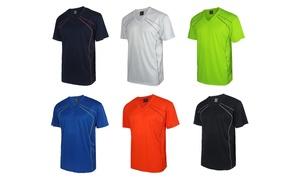 Men's Short Sleeve Active Performance T-Shirt