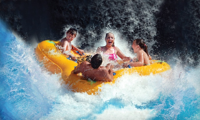 Double JJ Resort - Grant: 2- or 3-Night Stay at Double JJ Resort with Gold Rush Indoor Water Park in Western Michigan
