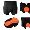 Men's Sweat-Wicking 3D Padded Cycling Shorts