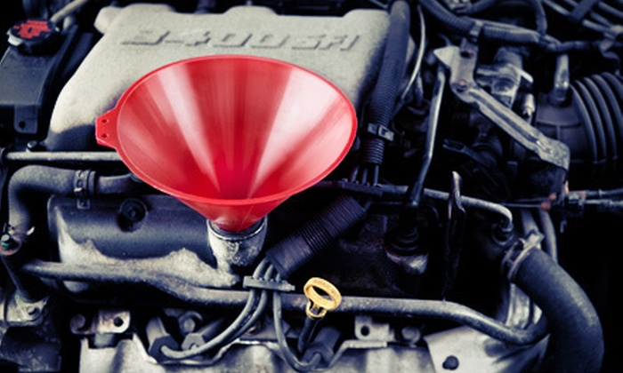 Oil Can Henry's - Tolenas: One Conventional Oil Change and Car Wash or Two Conventional Oil Changes at Oil Can Henry's (Up to 52% Off)