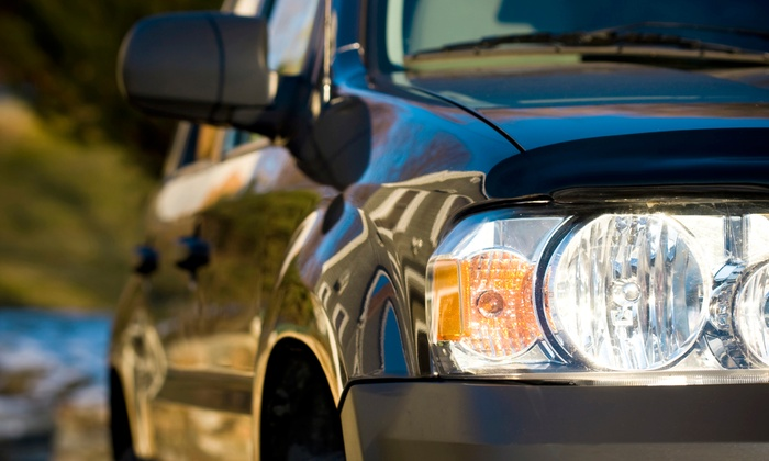 Touch Of Perfection Auto Detail - Vilonia: Wash and Waxes or Headlight Restoration at Touch Of Perfection Auto Detail (Up to 56% Off). Three Options Available.