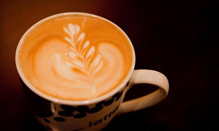 Macchiato - Monterey Park: Coffee, Tea, and Café Food at Macchiato (Half Off). Two Options Available.