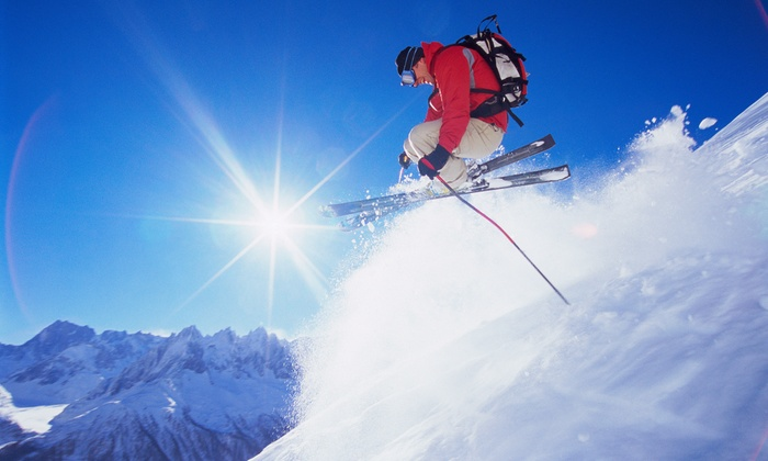 Adventures Pass - Multiple Locations: Skiing and Snowboarding Excursions through Adventure Pass for One or Two (Up to 98% Off)