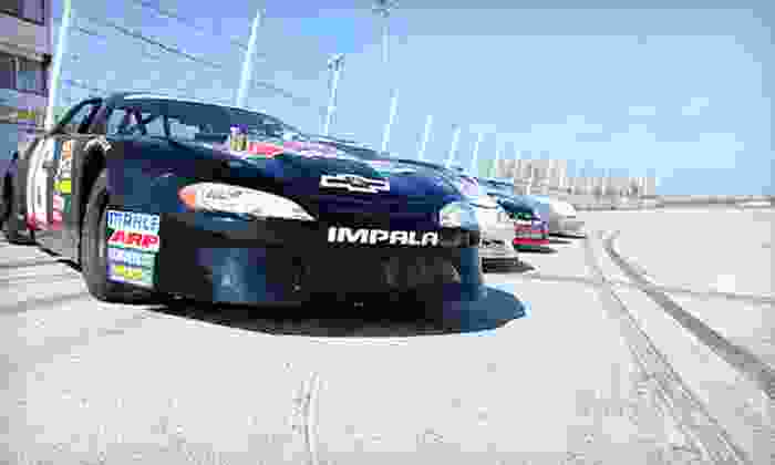 Rusty Wallace Racing Experience - South Sound Speedway: Racing Experience or Ride-Along at Rusty Wallace Racing Experience (Up to 51% Off).