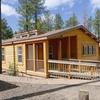 Cabin Resort in White Mountains of Arizona