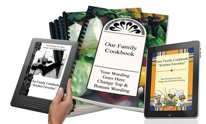 The Great Family Cookbook Project: Cookbook-Making Software with 5 or 10 Optional Cookbooks from The Great Family Cookbook Project (Up to 83% Off)