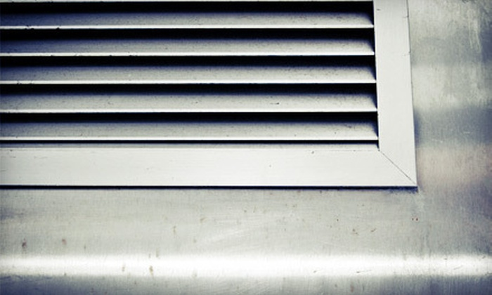 Action Plumbing, Heating, and Air Conditioning - West Jordan: $89 for a Professional Air-Duct Cleaning from Action Plumbing, Heating, and Air Conditioning ($199 Value)